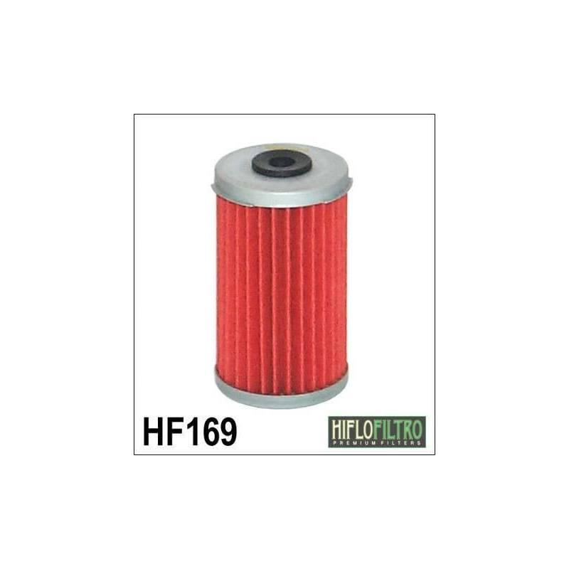 Filtro aceite moto HIFLOFiltro HF169