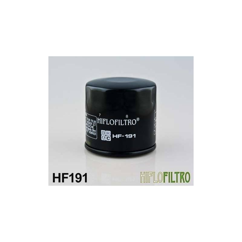 Filtro aceite moto HIFLOFiltro HF191
