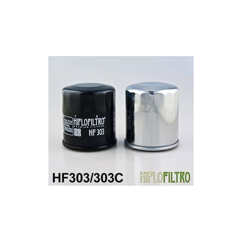 Filtro aceite moto HIFLOFiltro HF303