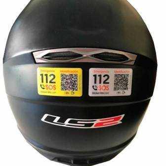 Sticker4life ONE Servicio Identificación