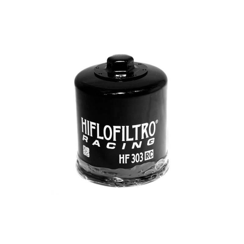Filtro aceite moto HIFLOFiltro HF303RC
