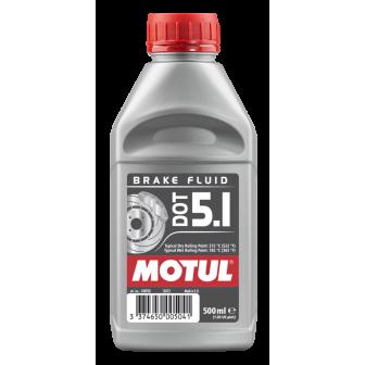 Aceite MOTUL moto DOT-5.1 BRAKE FLUID 500ml