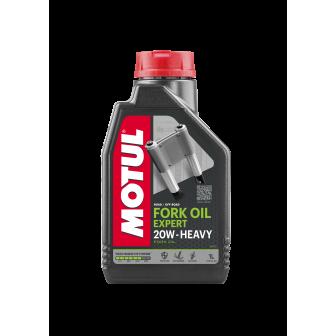 Aceite horquillas Motul Moto Fork Oil Expert 20W 1 litro