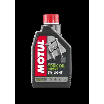 Aceite horquillas Motul Moto Fork Oil Expert 5W 1 litro