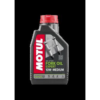 Aceite horquillas Motul Moto Fork Oil Expert 10W 1 litro