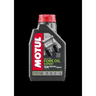 Aceite horquillas Motul Moto Fork Oil Expert 15W 1 litro