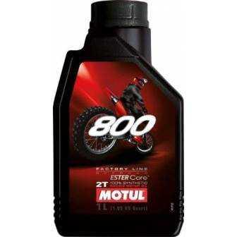 MOTUL MOTO 800 SUPERSPORT 2T 1 LITRO