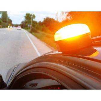 Luz señalización emergencia V16