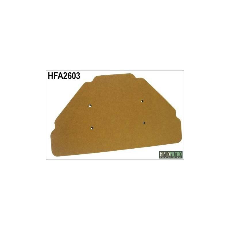 Filtro aire moto HIFLOFiltro HFA2603