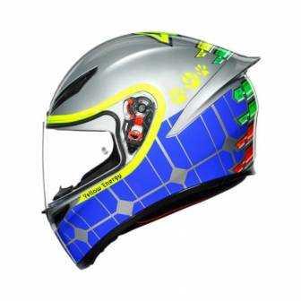 Casco AGV K1 Rossi Mugello 2015