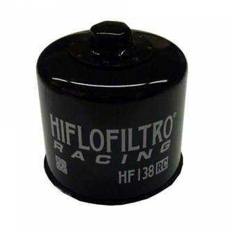 Filtro aceite moto HIFLOFiltro RACING HF138RC