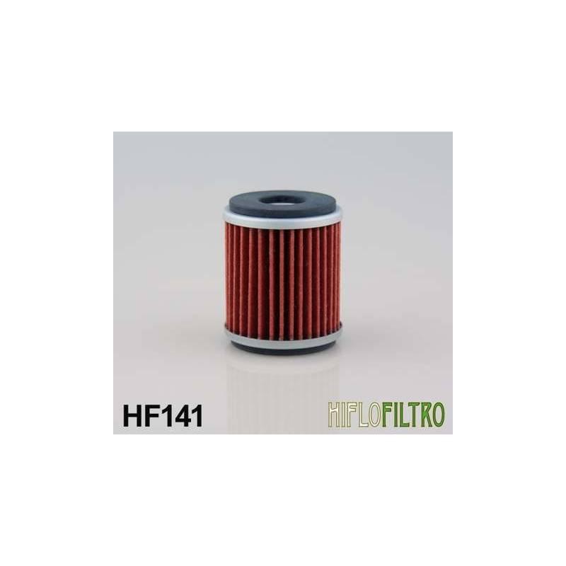 Filtro aceite moto HIFLOFiltro HF141/HF140