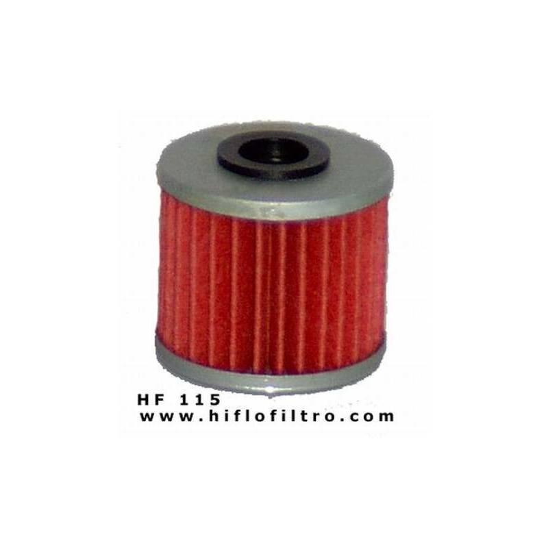 Filtro aceite para moto HIFLOFiltro HF-115