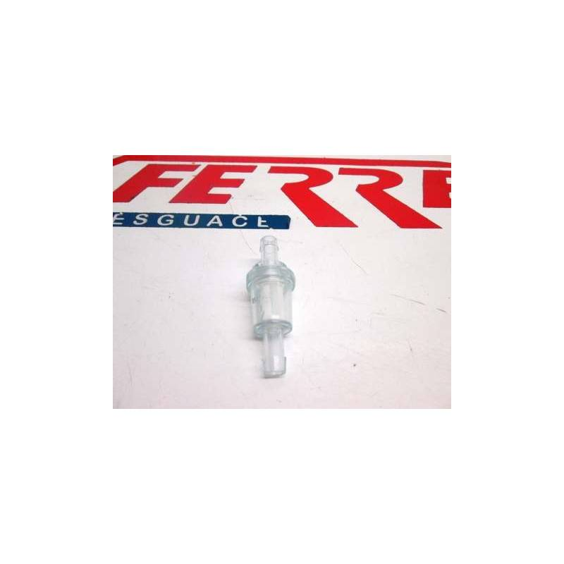 Filtro gasolina universdal pequeño IDEAL 1FL00001
