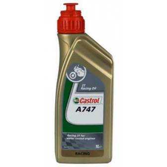 Aceite CASTROL moto A747 2T 1 LITRO