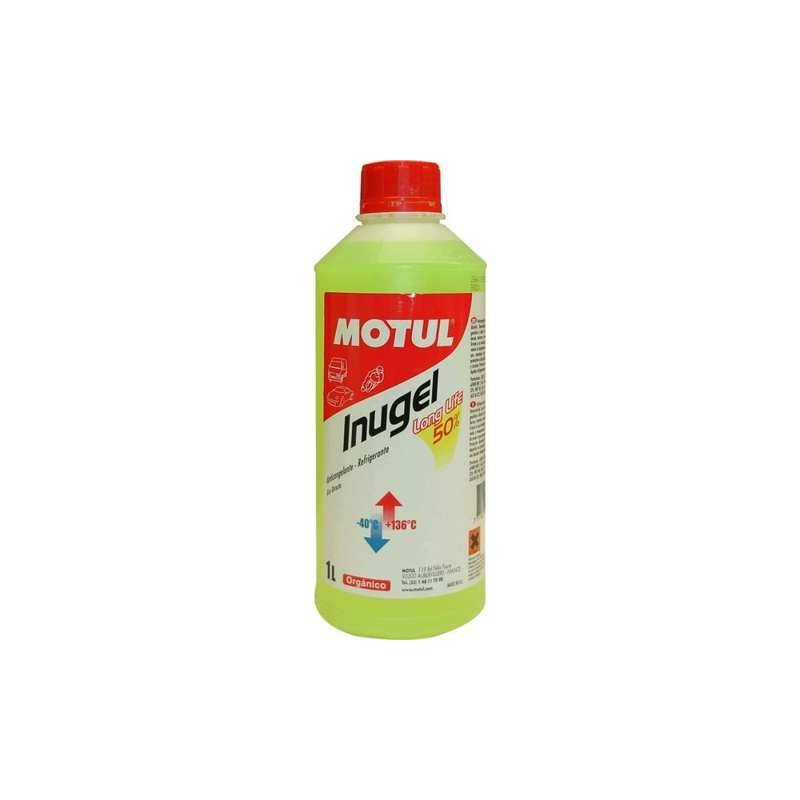 Anticongelante MOTUL moto INUGEL 50% 1 LITRO