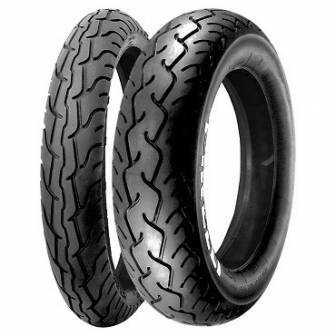 Neumático moto pirelli 150/90 - 15 m/c 74h tl route mt 66