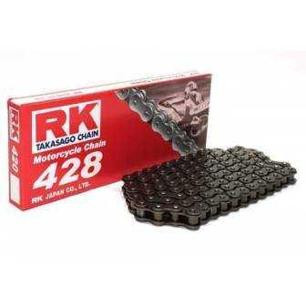 Cadena transmision RK 428 M 136 PASOS