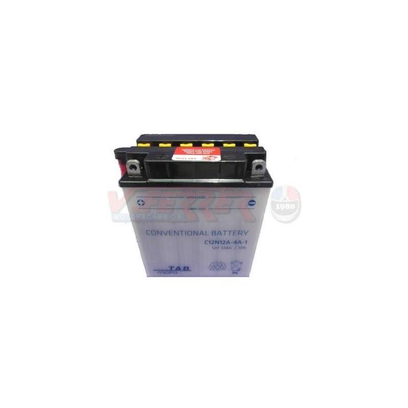 Bateria para moto TAB 12N12A-4A1