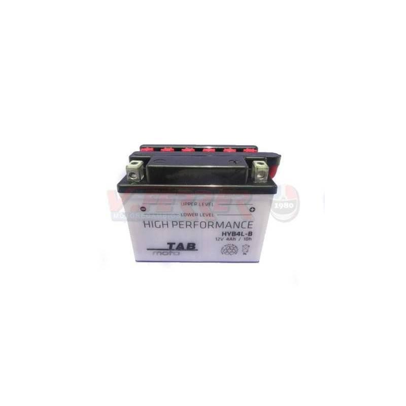 Bateria para moto TAB YB4L-B
