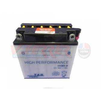 Bateria para moto TAB YB9-B