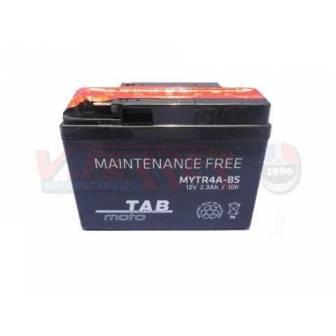 Bateria para moto TAB YTR4A-BS