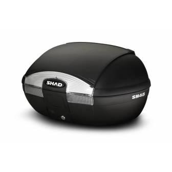 Maleta Moto Trasera Shad Sh45 Topcase 42l Capacidad