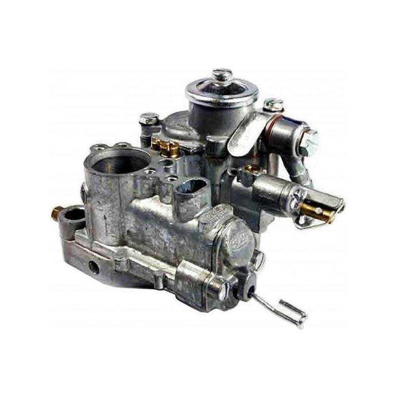 Carburador DELLORTO moto SI 24-24 G con mezclador