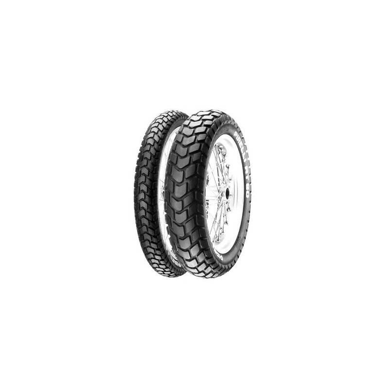 Neumático moto pirelli 100/90 - 19 m/c 57h tl mt 60