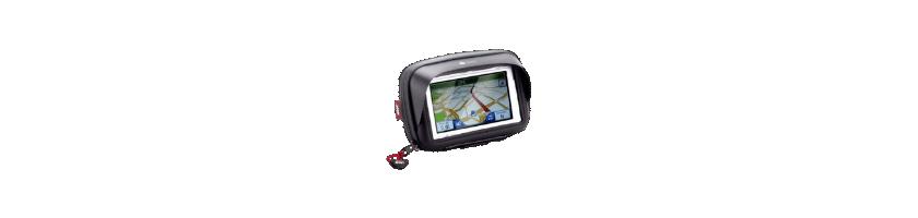 Porta smartphone y gps Givi para la moto