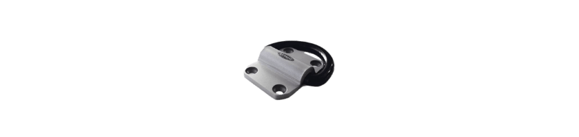 Complementos y soportes de antirrobos de moto ARTAGO y LUMA
