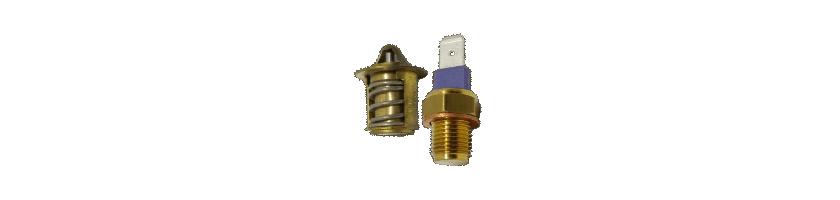 Sensores de temperatura y termoresistencias para moto - Koso