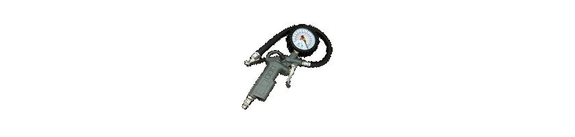 Manómetros para neumáticos de motos - Herramientas taller
