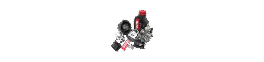 Preparaciones motor 2 Tiempos ⚡ Kits rendimiento