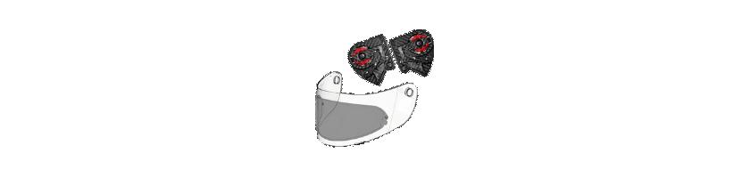 Viseras de cascos LS2 y accesorios   Motorecambios VFerrer