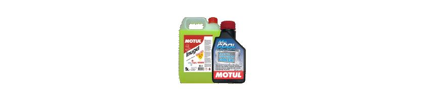 Anticongelantes y Refrigentantes para moto - Protección Total