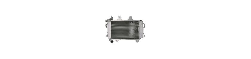 Radiadores de agua y aceite para moto   Compatibles y OEM