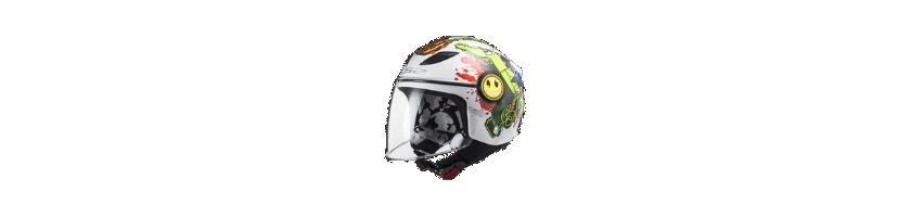 Cascos Moto infantiles y juniors. | Motorecambiosvferrer.es