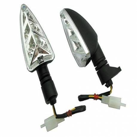 Intermitentes de led para motocicletas