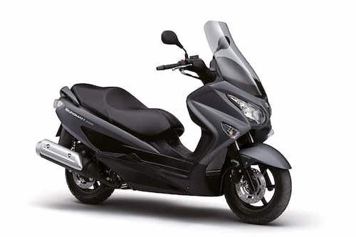 Repuestos moto Suzuki Burgman 125