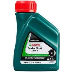 Castrol, líquido de frenos