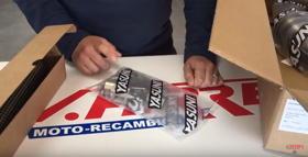 Kit de anclaje y tornilleria Yasuni Carrera R3