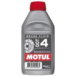 Motul, líquido de frenos