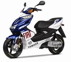 Tunea y modifica tu Yamaha Aerox