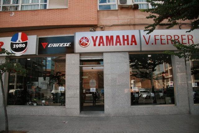 Motorecambios VFerrer concesionario oficial Yamaha en Valencia